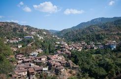 Mountain village of Kakopetria, Cyprus Royalty Free Stock Photo