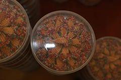 Kakor för Eid Mubarak royaltyfri fotografi