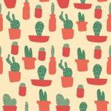 Kaktus von verschiedenen Farben und von Formen Lizenzfreie Stockfotografie