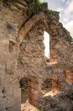 Kakun castle ruins Stock Photos