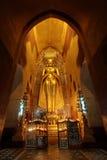Kakusanda buddha image, Ananda temple Royalty Free Stock Image