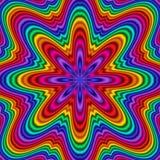 Kaléidoscope illustration libre de droits