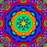 Kaléidoscope Images libres de droits