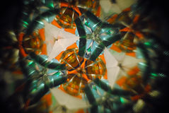 Kaléidoscope Photographie stock libre de droits