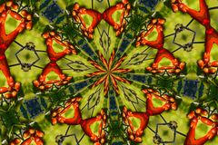 Kaléidoscope photos libres de droits