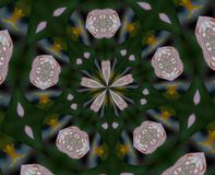 Kaléidoscope photo libre de droits