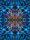 Kaléidoscope 5 Images libres de droits