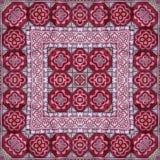 Kaléidoscope abstrait ou modèle sans fin Image libre de droits