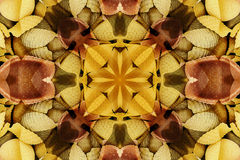Kaléidoscope avec le bel ornamental de couleur Photo stock