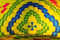 Kaléidoscope d'air chaud photo libre de droits