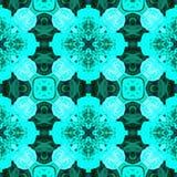 Kaléidoscope de batik aux frais généraux Images stock