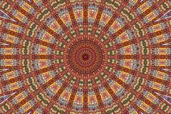 Kaléidoscope de couleur Photo stock