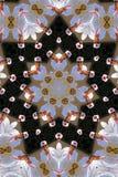 Kaléidoscope de docteur Images libres de droits