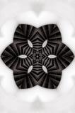 Kaléidoscope de turbine Image libre de droits