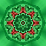 Kaléidoscope de vacances Photo libre de droits