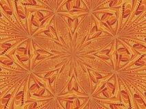 Kaléidoscope des soies Images libres de droits