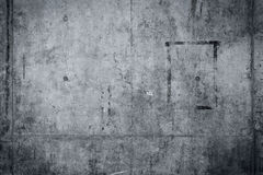 Kal betongväggtextur Royaltyfri Bild