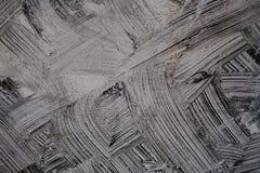 Kal vägg för cement Royaltyfria Bilder