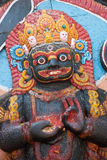 Kala Bhairava Stock Photo
