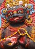 Kala Bhairawa, Катманду, Непал Стоковое Изображение RF