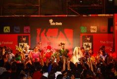 Kala Ghoda Art Festival Stock Photos