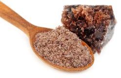 Kala namak or Black salt Royalty Free Stock Image
