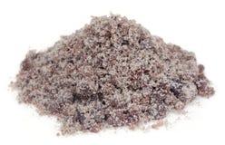Kala namak or Black salt Royalty Free Stock Photo