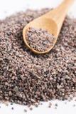 Kala namak or Black salt Stock Photo