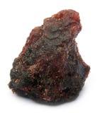 Kala namak or Black salt of South Asia Royalty Free Stock Photos