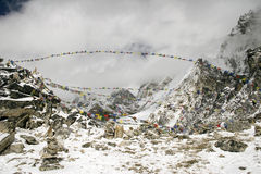 Kala Patthar - Nepal Royalty Free Stock Image