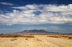 Kalahari Desert, Namibia. African landscape, Kalahari Desert, Namibia Royalty Free Stock Photography