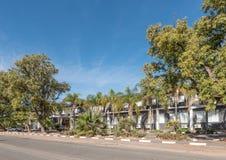 Kalahari nyckelhotell och konferensmitt i Kakamas Royaltyfria Bilder