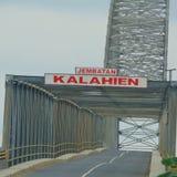 Kalahien-Brücke Stockfotos