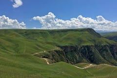 Kalajun Grassland Xinjiang China Stock Photo