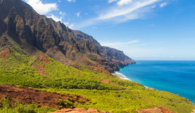 Kalalau Valley Royalty Free Stock Photo