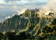 Kalalau Valley, Kauai Royalty Free Stock Image