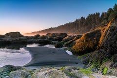 Free Kalaloch Beach 4 Pacific Ocean Washington State Stock Photo - 124713890
