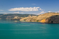 Kalamalka Lake in British Columbia Stock Photography
