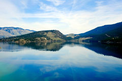 Kalamalka Lake Royalty Free Stock Images