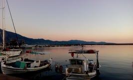 Kalamata Grèce image libre de droits
