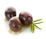 Kalamata olives stock photo