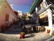 Kalambaka, Grecja Zdjęcia Royalty Free