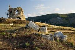 Kalamita Fortress Stock Images