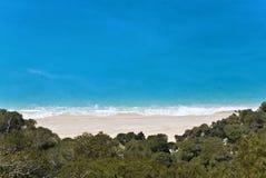 Kalamitsi beach at Lefkada, Greece Stock Photo