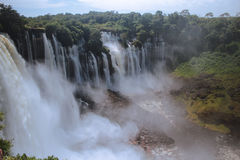 Kalandula spada w Angola Zdjęcie Stock