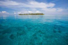 Kalanggaman海岛leyte菲律宾 免版税库存照片