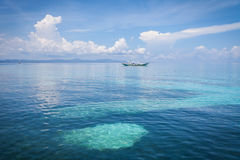 Kalanggaman海岛leyte菲律宾 库存图片