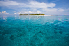 Kalanggaman wyspy leyte Philippines Zdjęcie Royalty Free