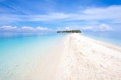 Kalanggamaneiland leyte Filippijnen stock afbeeldingen
