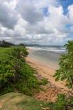 The Kalapaki Beach, Kauai Royalty Free Stock Image
